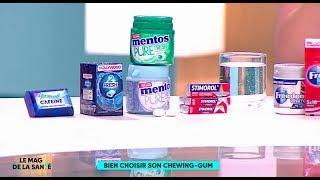 Comment bien choisir ses chewing-gums ? - Le Magazine de la santé