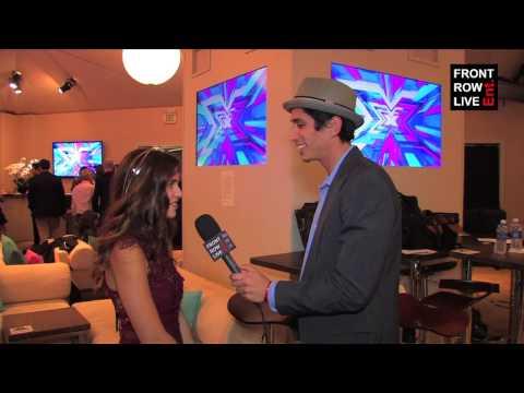 Carly Rose Sonenclar interview at semi-finals w/ Robert Herrera