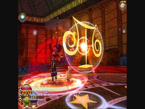 wizard 101 malistaire battle