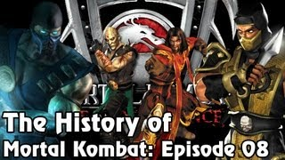 [HQ] The History Of Mortal Kombat - Episode 08 - A Deadly Alliance