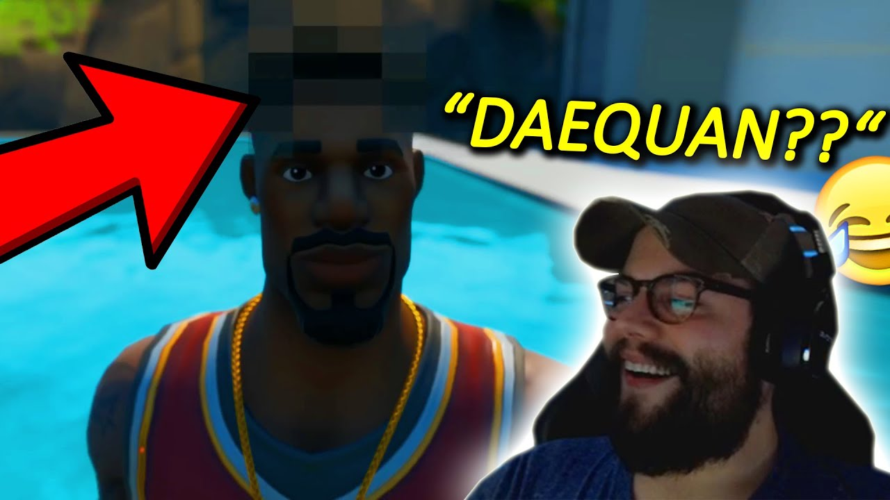 """Dakotaz Reacts To """"If ALL Fortnite LEGENDS Were In ONE Lobby #1"""""""