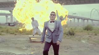 PSY - Gangnam Style (bliix rock mix)