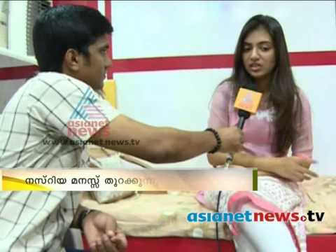 Fahad simple and genuine says Nazriya : Nazriya  Nazim  Exclusive Interview