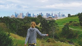 Обошла (почти) весь Мельбурн пешком