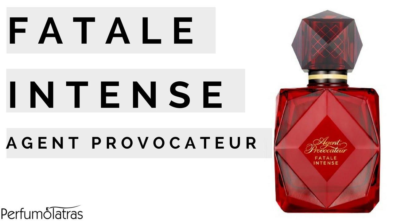 wholesale official store latest fashion RESENHA   Perfume Fatale Intense - Agent Provocateur