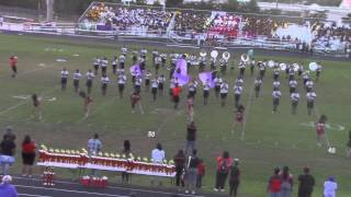 Phillip O Berry Academy Marching Band 2014