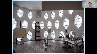 «Клуб виртуальных путешественников» КГБУ СО «КЦСОН «Канский». Необычные дома Москвы