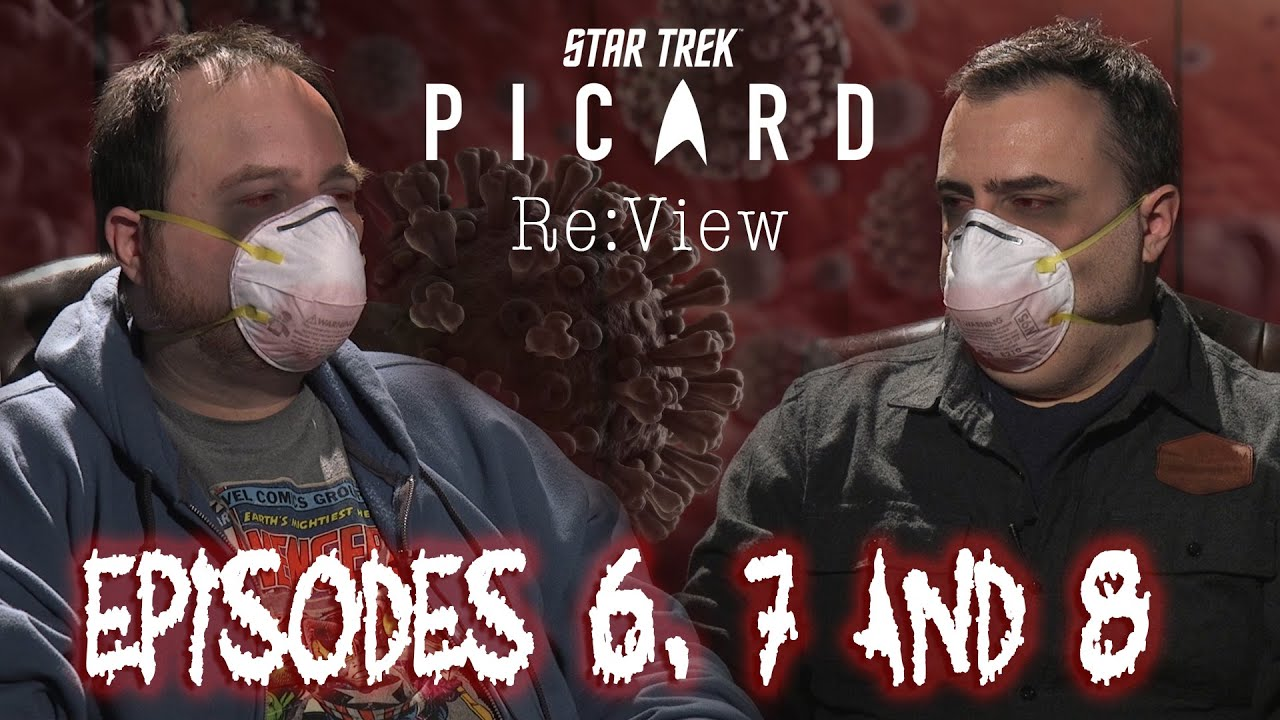 Download Star Trek: Picard Episodes 6,7, and 8 - re:View