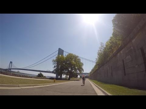 NYC Boroughs by Bike: Staten Island