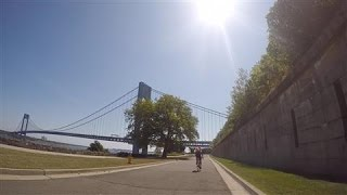 NYC Boroughs by Bike: Staten Island thumbnail