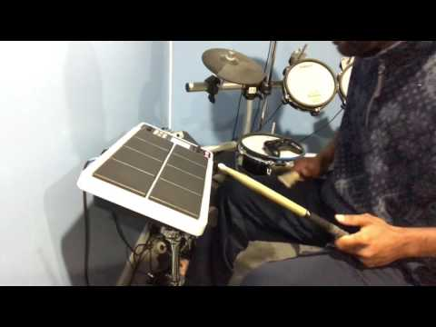Kala chashma - drum cover by Niko