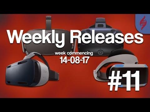 New Release Week 11