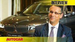 Interview | Vikram Pawah | BMW Group India