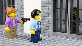 Lego Prison Break 3