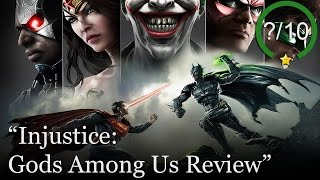 Injustice: Gods Among Us Review (Video Game Video Review)