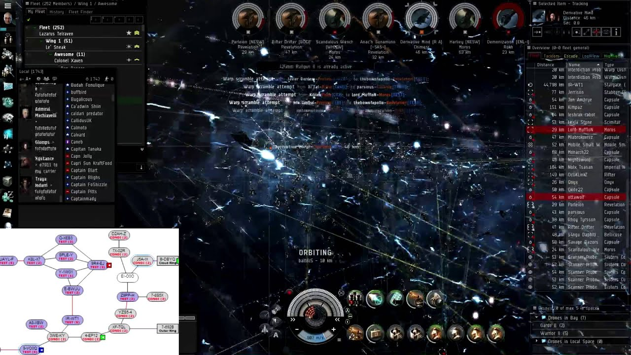 NHẬP VAI - [PC] Eve Online | Tinhte vn