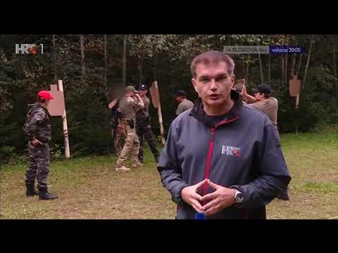 Hrvaška TV o Štajerski vardi... stÁjer ŐrsÉg: fegyverekkel védik meg szlovéniát a migránsoktól STÁJER ŐRSÉG: Fegyverekkel védik meg Szlovéniát a migránsoktól hqdefault