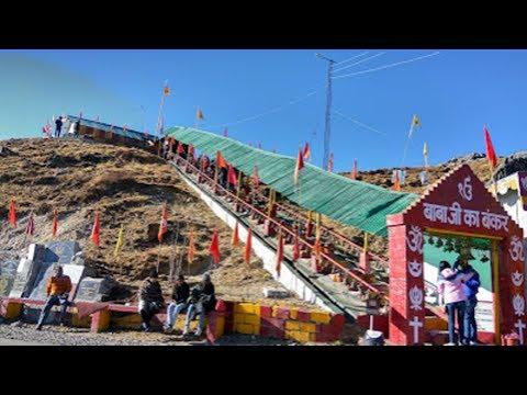 Baba Dham (Sikkim) || Baba Harbhajan Singh Mandir Gangtok || Harbhajan Babaji ka Bunker