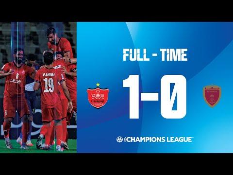 #ACL2021 - Group E | Persepolis FC (IRN) 1 - 0 AL Wahda FC (