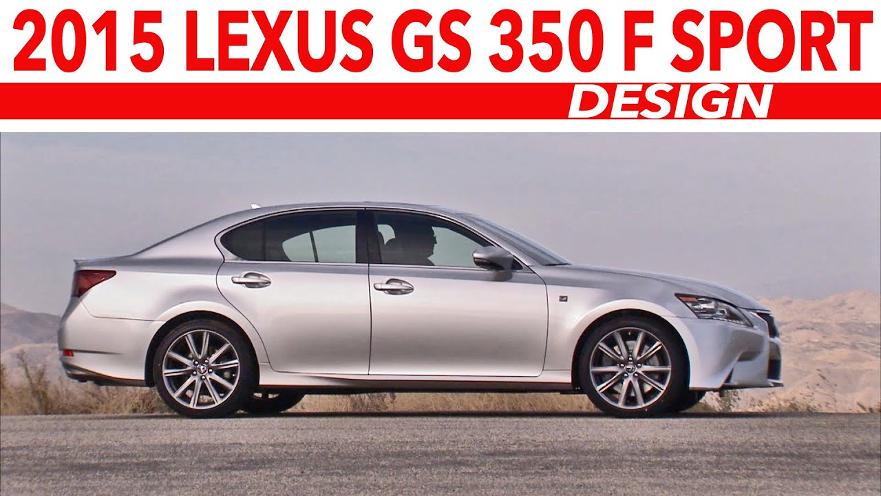 2015 lexus gs 350 f sport doovi. Black Bedroom Furniture Sets. Home Design Ideas