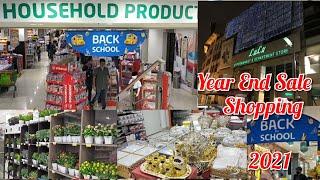 Year End Sale Shopping Vlog  Back To School  Shopping   Kembali Ke Sekolah Shopping  malay