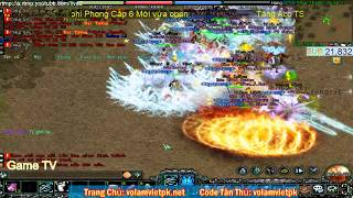Thây U - Quẩy tống kim - Game TV -  Võ Lâm Việt PK   vltk1
