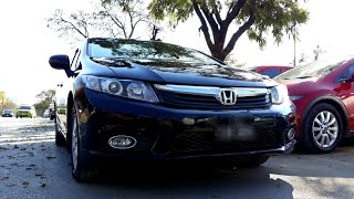 Honda Civic 1.8 i-vtec Prosmatec | Complete Review