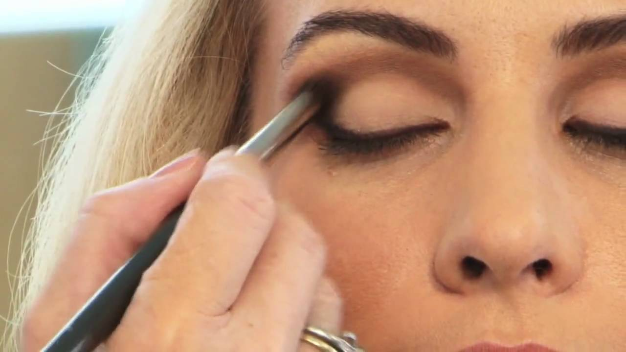 Eye Makeup Tutorial How To Create A Sexy Evening Makeup Look Youtube