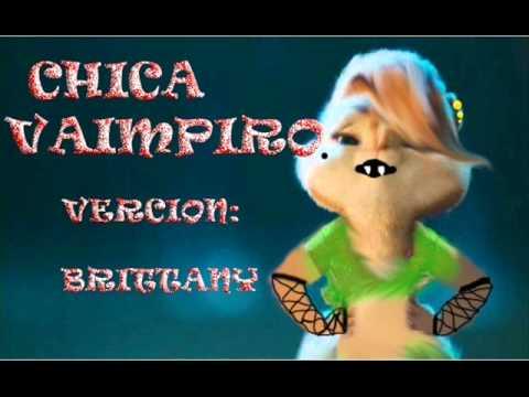 chica vampiro vercion Brittany Videos De Viajes