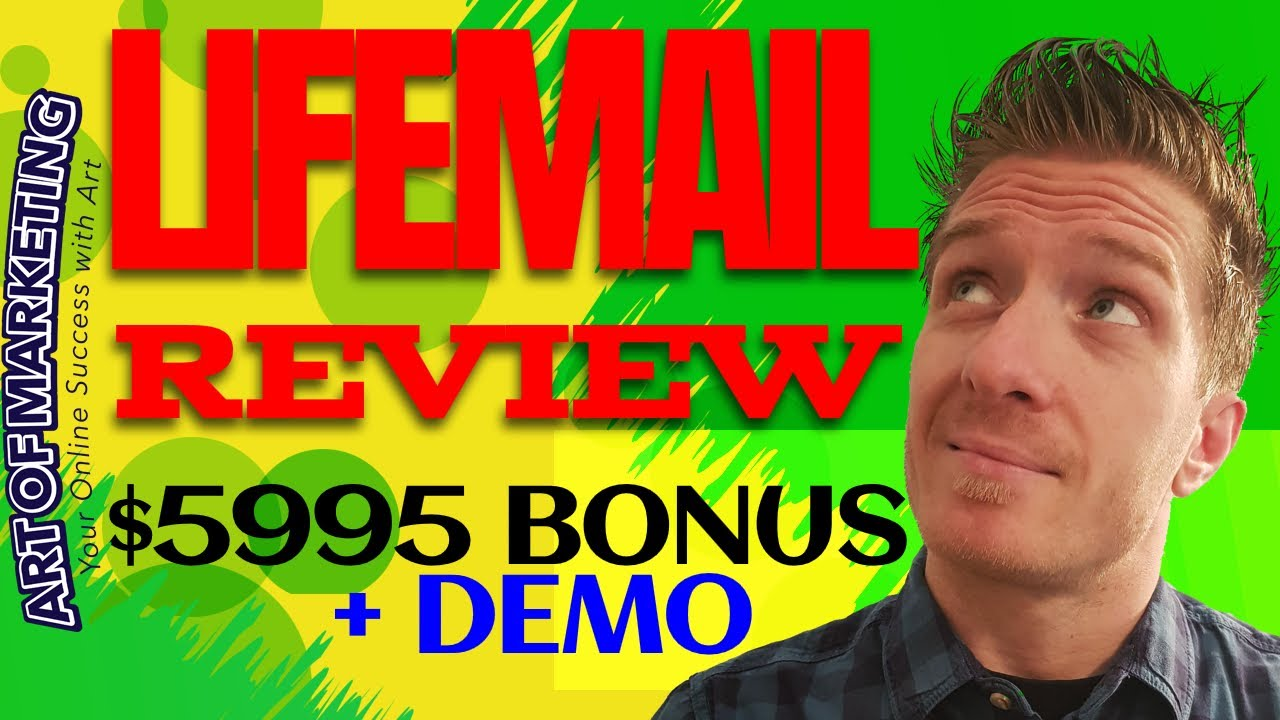 LifeMail Review📯Demo📯$5995 Bonus📯 Life Mail Review 📯📯📯