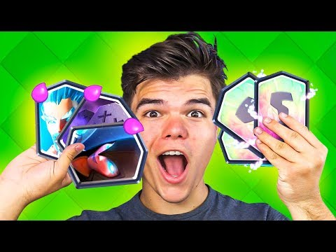 STRONGEST DECK IN THE WORLD! (Clash Royale)