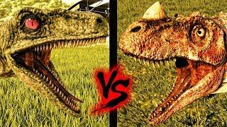 Welcher Dinosaurier wird diesen Kampf gewinnen? ☆ Jurassic World Evolution