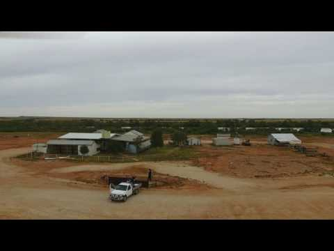 Outback Queensland DJI Phantom 4