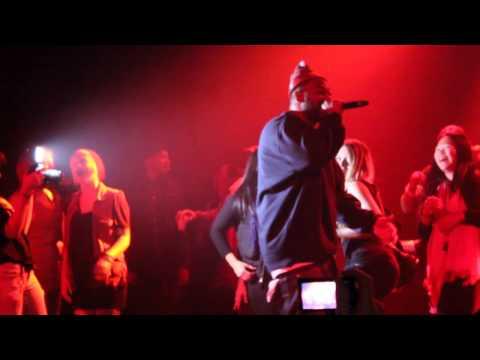 """GHOSTFACE KILLAH-""""Cherchez La Ghost""""(Live In Toronto Feb/13/2013)"""
