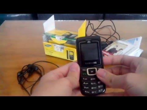 Review Samsung GT E1107 Bertenaga Matahari