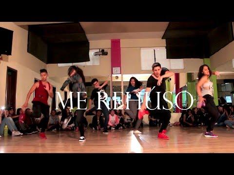 Danny Ocean - Me Rehúso coreografía Hypnotic dance