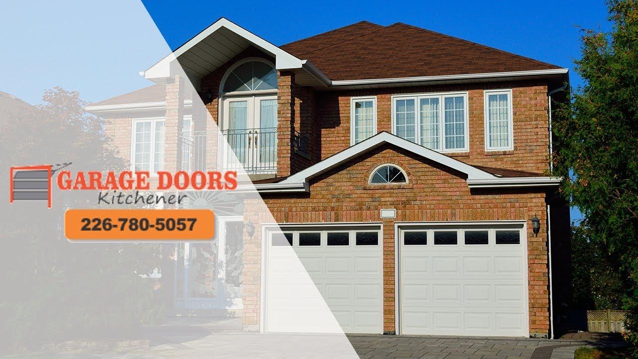Garage Door Supplier Elmira | Call the Pros for Help. Garage Doors Kitchener & Garage Door Supplier Elmira | Call the Pros for Help - YouTube