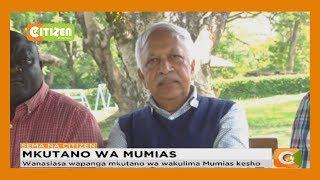 Wanasiasa wapanga mkutano wa wakulima Mumias kesho