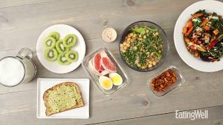 1-Day Flat Belly Meal Plan | EatingWell