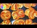 10 простых форм для сахарных булочек.