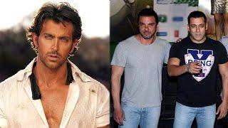 Salman Khan's Clan INSULT Hrithik Roshan | Bollywood Gossip