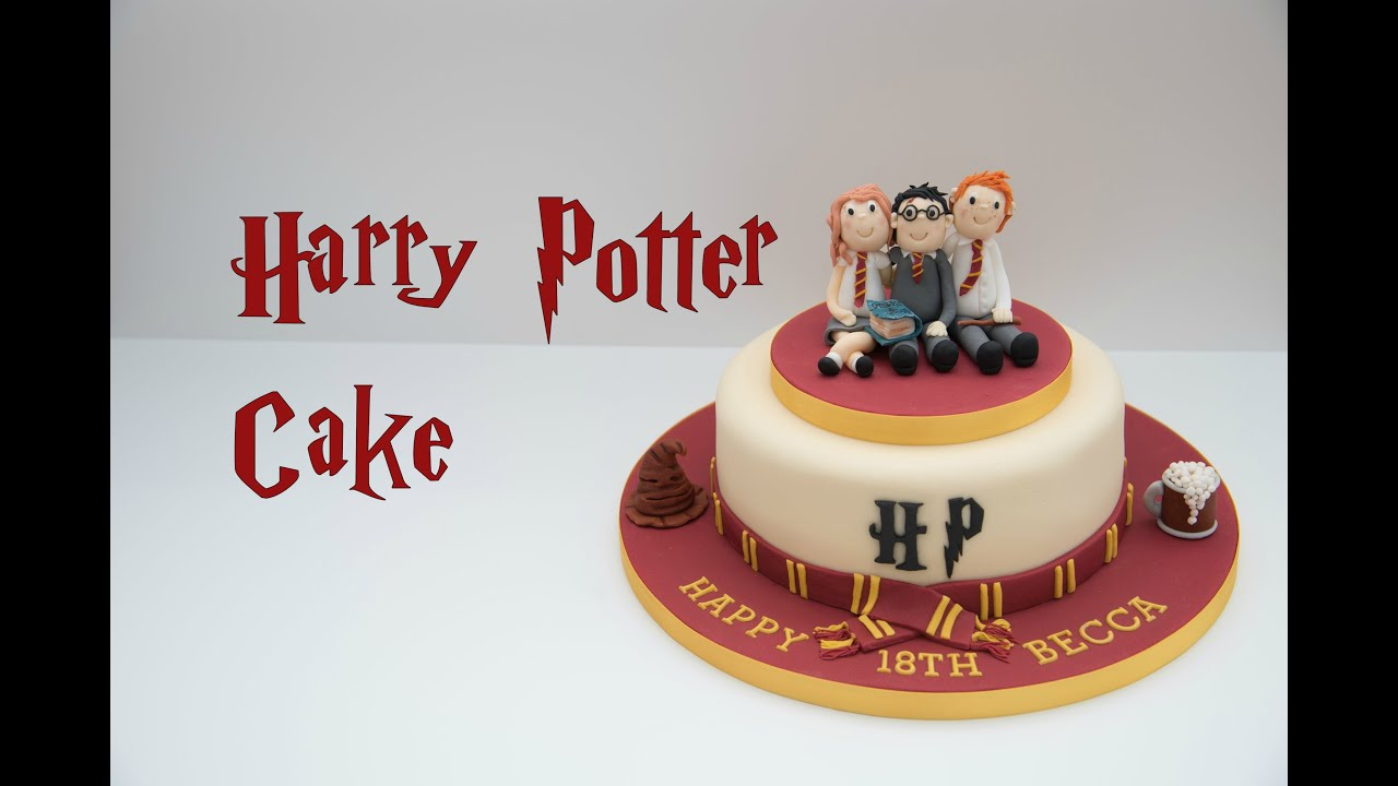 Harry Potter Cake Designs