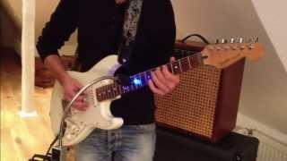 Vibesware GR-Junior II - 3. Bass String Feedback Harmonics