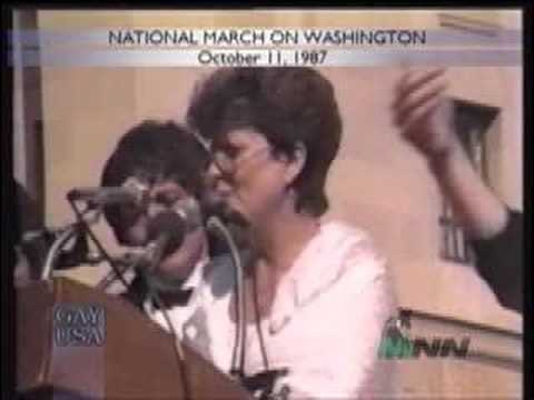1987 Gay Rights March on Washington (Part 1)