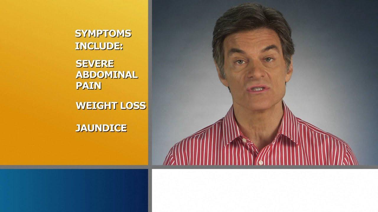 Dr  OZ Cancer Prevention: Pancreatic Season 5 #12