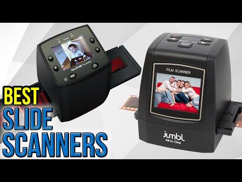 6 Best Slide Scanners 2017