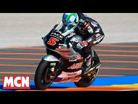 Onboard at Valencia with Johann Zarco | Sport | Motorcyclenews.com