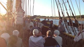 Sea Shanty singing with Grey's Harbor