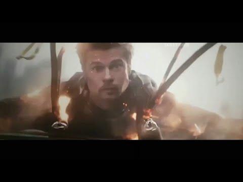 Deadpool 2 Brad Pitt