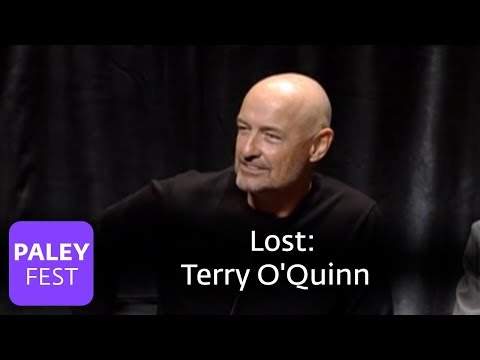 Lost - Terry O'Quinn on John Locke (Paley Center Interview)